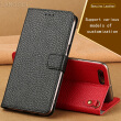PU Leather flip Case For iPhone 6 7 8 Plus X Litchi texture Magnetic buckle Wallet phone cover