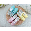 CONAMORE white shoes net red colorful candy color breathable Women shoes wild fashion soft flat Women casual shoes
