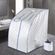 Portable Steam Sauna Room STEAM BATH Steamer Pot Slimming Therapy Household Sauna Box Ease Insomnia Steam Sauna Cabin Home SPA