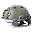 Lightweight Tactical Crashworthy Protective Helmet for CS Airsoft Paintball Game Windproof shooting hunting Helmet
