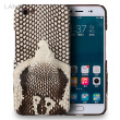 Genuine Leather Phone Case For Vivo X9s Plus Case Snake Head Back Cover For X20 Plus Case