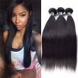 Amazing Star Brazilian Virgin Straight Hair 3 Bundles Straight Human Hair Weave Straight Hair Bundles Deal Soft and Bouncy Hair