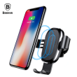 Baseus Qi 10W 4.0-6.5 Inch Wireless Charger Car Phone Holder