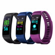 Smart Wristband Sports Fitness Monitor Life Waterproof Color Screen Heart Rate Blood Pressure Monitoring smart band