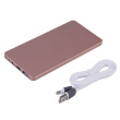 Ultra-thin 8000mAh External Battery Charger Power Bank Backup For Cellphone