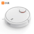 MIJIA sweeping robot millet sweeping one robot home vacuum cleaner intelligent route planning room partition APP control 2100Pa large suction black