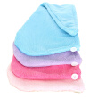 Yinglite Microfiber hair turban 65×28cm Hair Drying Towel Bath Head Wrap Turban Quick Dry Hat Cap