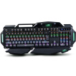 Think of MK915 Aurora mixed version of the 104 key game mechanical keyboard black gold axis