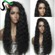 9A Lace Frontal Wig With Natural Hairline Natural Wave Brazilian Virgin Human Hair Wigs For Black Women With Baby Hair