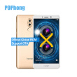 Huawei honor 6X 3GB RAM 32GB ROM 5.5 inch Android 6.0 Mobile Phone Hisilicon Kirin 655 Octa Core 2 Back Cameras Dual SIM Fingerpri