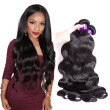 Queen Hair Products Brazilian Body Wave Grade 7A Unprocessed Virgin Hair 4 Pcs Human Hair Weave Brazilian Virgin Hair Body Wave