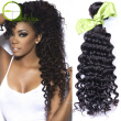 Brazilian Virgin Hair Deep Wave Brazilian Hair 4Bundles Deep Curly Weave Bundles 100 Human Hair Brazilian Deep Curly Virgin Hair