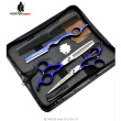 "5.5"" 6"" Professional Hairdresser Scissors Japan 440C Barber Shear set Hair Cutting Scissor Thinning Scissor Hairdressing"