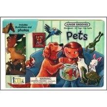 -Pets - Storybook 10 Toys and Fun Facts[Board Book] on JD