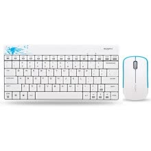 -Ferris hand (Mofii) X180 2.4G wireless mouse and keyboard set (ivory white) on JD