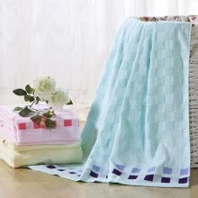 blankets-throws-Yingxin bedding home textiles cotton jacquard towels multi-functional breathable blankets on JD