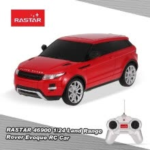-Original RASTAR 46900 1/24 RC Land Range Rover Evoque Remote Control Car Toy Boys Favourite Gift on JD