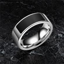 -1Pcs Nfc Smart Wearable Ring Multi-Sizes For Windows Ios Android Mobile Phone on JD