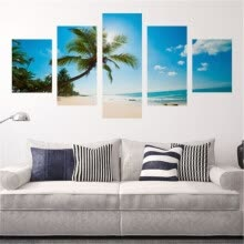-Lovehome Unframed Modern Art Oil Painting Print Canvas Picture Home Wall Room Decoration on JD