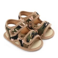 -2020 Summer Camouflage Cool Hollow Baby Boys Girls Sandals Soft Bottom Non-slip Toddler Soft Soled Shoes on JD