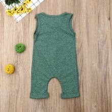 -Newborn Baby Boy Girl Cotton One-Piece Romper Jumpsuit Outfit Sunsuit Overalls on JD