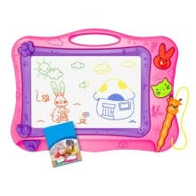 -Colorful Magnetic Drawing Board Large Writing for Baby Painting Graffiti Erasable Doodle Scribble Boards with Three Anim on JD