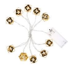 -Christmas String Lights Wedding Xmas Party Decor Outdoor Indoor Lamp 1.5m/10 LED on JD