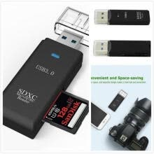 -USB 3.0 HighSpeed Memory Card Reader Adapter for Micro SD SDXC TF T-Flash on JD