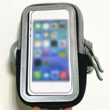 -Sports Mobile Phone Arm Bag Outdoor Breathable  Touch Screen Running Arm Bag Slim  Pocket Belt on JD