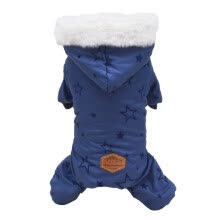 -Dog Clothes Winter Warm Pet Dog Jacket Coat Puppy Chihuahua Clothing Hoodies For Small Medium Dogs Puppy Outfit S-XXL on JD