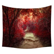 -New landscape Tapestry Living Room Bedroom Decorative Painting on JD