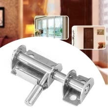 -Security Door Gate Latch Stainless Steel Lock Hasp Sliding Bolt Safety Parts on JD