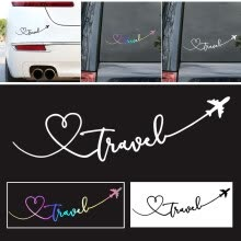 -Decors Car sticker 19.5x5.5cm Waterproof Removable Replacement Accessories on JD