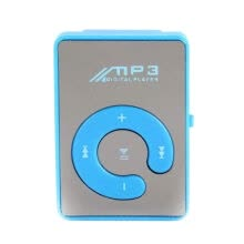-Mirror Clip USB MP3 Player Sport Support 8GB TF Card Portable Mini Music Media Player on JD