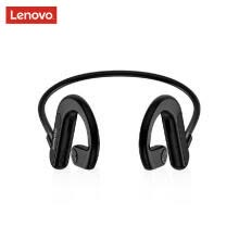 -Lenovo X3   5.0 Headphones External Hanging Earphone with Microphone Ear Hook Sports Headset IPX5 Waterproof Air Conduction Binaur on JD