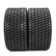 other-tires-wheels-Tubeless Turf Tire Lawn Garden Car Pair Replacement Black Set on JD