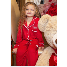 -Baby Girls Boys 2Pcs Cotton Pajama Sets Long Sleeve Jacket Shirt Pants Sleepwear on JD