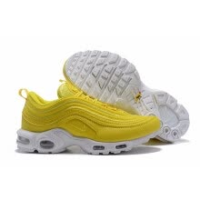 68a41b4b3a Nike Air Max 97 Plus TN mixed retro air cushion for men and women running  shoes