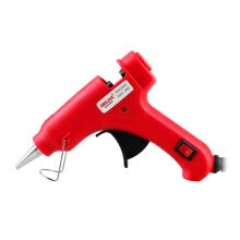 -DELIXI ELECTRIC 11*160mm glue stick 10 hot melt glue gun hot melt glue stick hot glue gun manual glass glue gun on JD