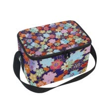 -ALAZA Lunch Box Insulated Japanese Origami Paper Lunch Bag Large Cooler Tote Bagfor Men, Women on JD