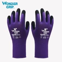 5a24abceeab42 Wonder Grip Gardening Safety Glove Nylon With Nitrile Coated Work Glove  Abrasion-proof Universal Working Gloves