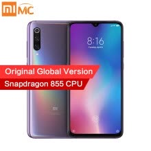 -Original Global Version Xiaomi Mi 9 6GB 64GB Snapdragon 855 48MP AI Triple Camera Mobile Phone Fingerprint Wireless Charging NFC on JD