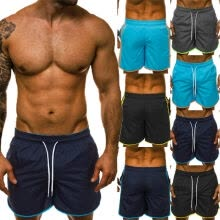 -Men Swim Shorts Swimwear Swimming Trunks Underwear Running Boxer Briefs Pants on JD