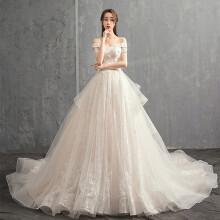 c0353da7ae2 2019 свадебное платье принцессы мечтательной роскоши лодочка шеи свадебное  бальное платье классические свадебные платья