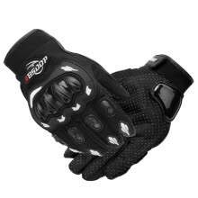-Men's Motorcycle Gloves Touching Screen Full Finger Motorbike Racing Motor Cycling Motocross Mountain Breathable M-XL on JD