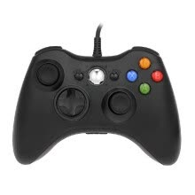 -Wired Joystick Dual Shock Gamepad Vibration Gaming Controller USB for Xbox 360 for PC Joypad Game Pad on JD