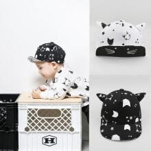 -Cotton Toddler Child Baby Infant Boy Girl Beret Sun Cap Cute Cat Baseball Hat on JD