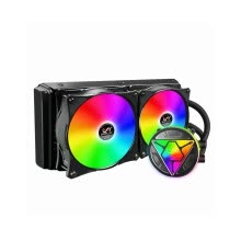 graphics-cards-SOPLAY RGB Colorful Light Effect Radiator PWM Fan 120mm Support Intel/AMD on JD
