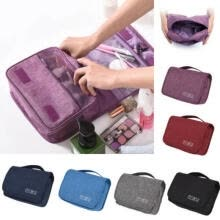 -Travel Wash Bag Men Women Toiletry Organizer Pouch Shaving Cosmetic MakeUp Case on JD