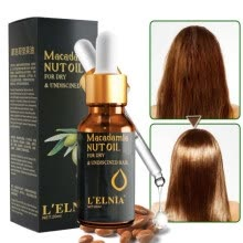 -Argan Oil Hair Care Treatment Essence 20ml Fast Powerful Hair Growth Liquid Hair Loss Products Serum Repair Hair Keratine on JD